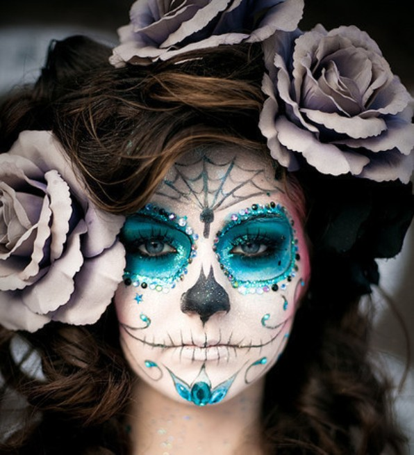 MakeUp Hallowen 1