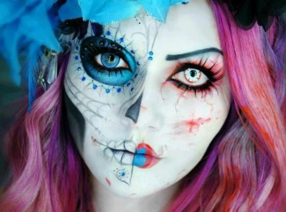 MakeUp Hallowen 2